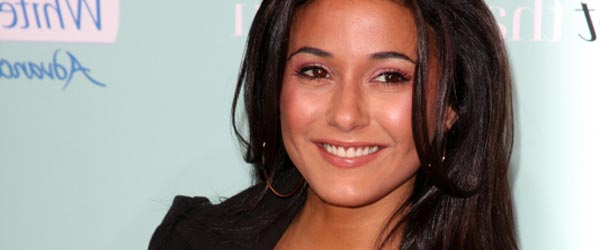 Montreal actress Emmanuelle Chriqui just might be Canada's best looking person.