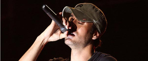 Enrique Iglesias is perhaps the most famously good looking Madrileno. Source: Jorge Mejia