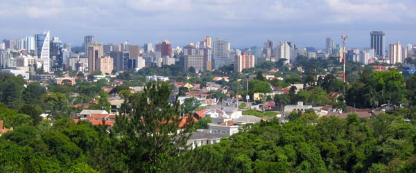 Curitiba is Brazil's most livable city and one of the world's greenest.