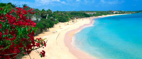 Anguilla is the tropical Caribbean paradise of your dreams!