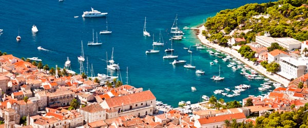 Dubrovnik gets a lot of attention but Hvar is where the real action is.