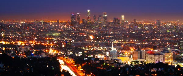 Los Angeles is a magnet for attractive people across the world, who come to the city in search of fame and fortune.
