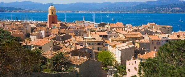 It looks serene, but every summer St Tropez hosts international jetsetters and the extravagant parties they bring.