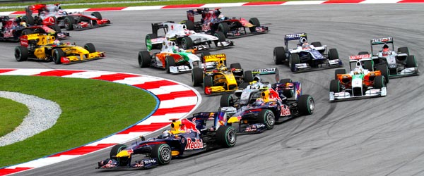 Imagine jumping behind the wheel of a Formula 1 race car and simulating your very own grand prix!