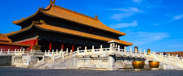 The Forbidden City served as the imperial residence for over 500 years.