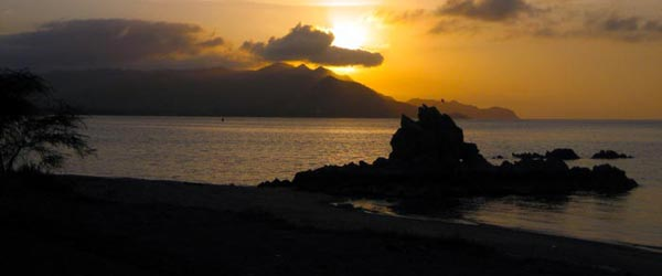 The sun sets on a wonderful trip to the remote nation of East Timor.