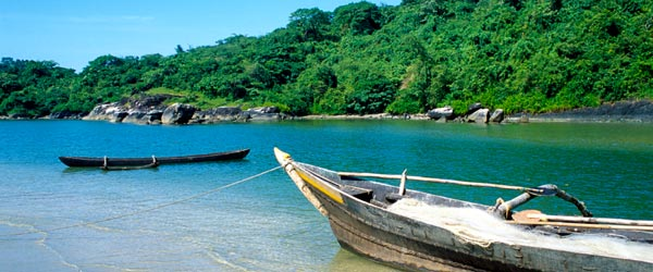 Goa is known for its tropical weather and long coastline.