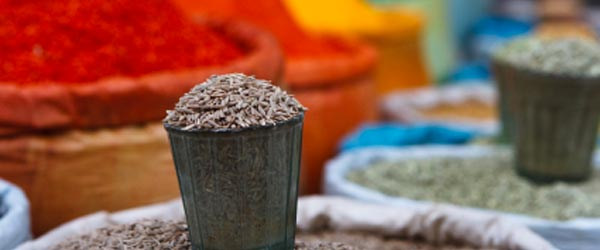 Spice markets are only one type of market that can be found in Delhi.