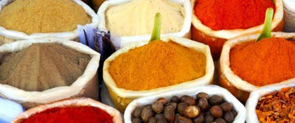 Spice markets are just one type of market found in Goa.