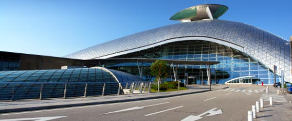 Incheon/Seoul International Airport is one of the world's top airports!