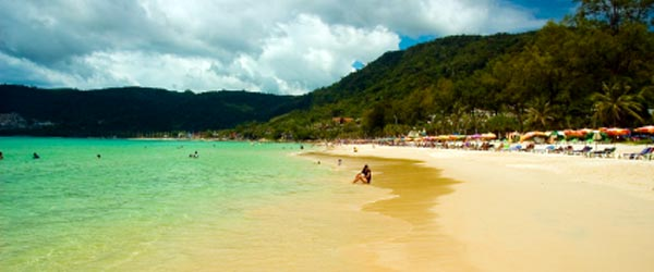 Patong is the most popular and happening beach on Phuket.