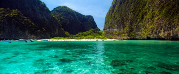 The Phi Phi Islands are some of the most beautiful places on earth.