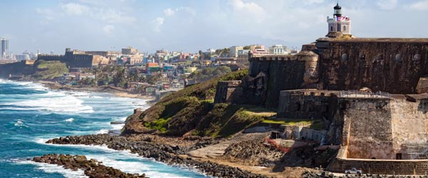 San Juan is one of the most beautiful cities in all the Caribbean!