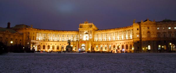 The Hofburg Palace has museums and the Spanish Riding School.