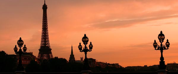 Paris isn't called the most romantic city in the world for nothing.