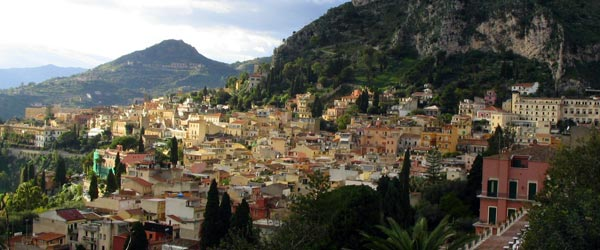 Taormina is a historic and charming hilltop town on the Sicilian coast.