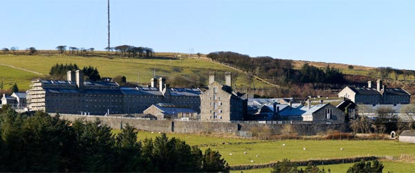 The infamous Dartmoor Prison. Photo credit Herbythyme / Wikimedia CC BY-SA 3.0