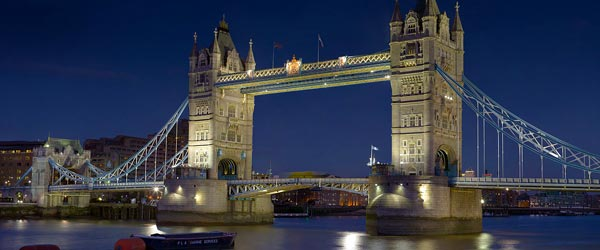 The Tower Bridge is one of London's most iconic tourist attractions.