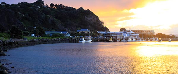 Whitianga is a charming coastal town on New Zealand's North Island.