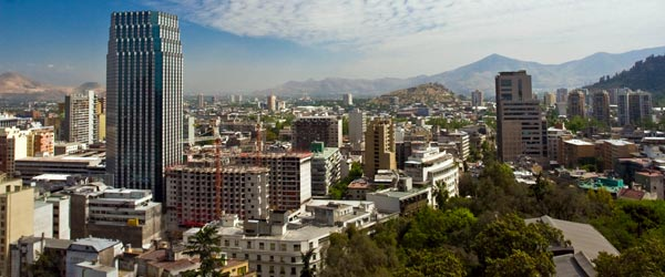 Santiago is a modern, vibrant and thriving metropolis.