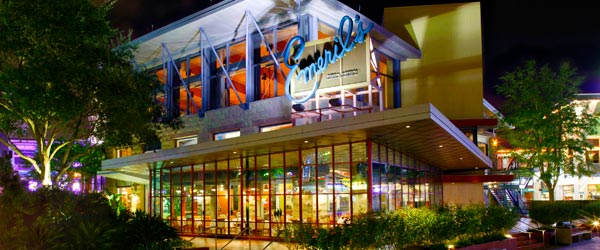 Emeril's Orlando in CityWalk. This is the chef's flagship restaurant.