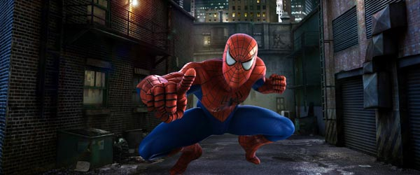 The Amazing Adventures of Spider-Man is a visually thrilling ride.