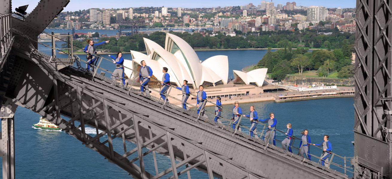 Sydney Harbour Bridge The Climb Of Your Life Traveler 39 S Digest