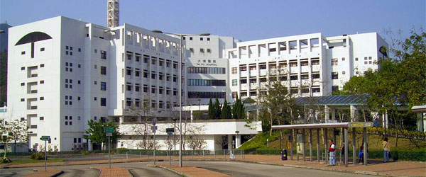 The 400-bed Alice Ho Miu Ling Nethersole Hospital in Hong Kong's Tai Po.