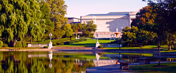 The Cleveland Museum of Art is one of the nation's finest art museums. Photo credit Kenneth Sponsler.