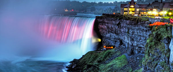 Amazingly, dozens of people have tried to go over Niagara Falls in barrels, boats and even jet skis.