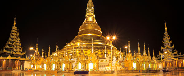 The Shwedagon Pagoda is without a doubt the most impressive sight in Yangon.