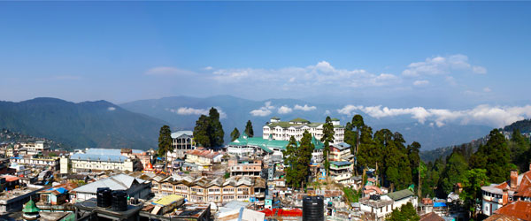 Just like in years past, Darjeeling is still an excellent place to escape the Indian heat.
