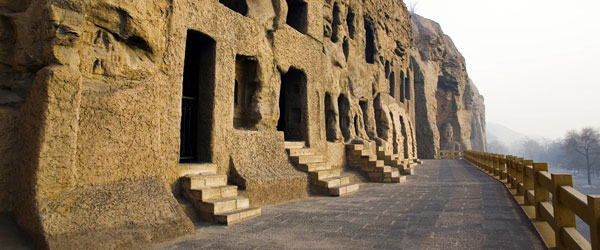 Over 50 caves house an awe-inducing 51,000 stone statues of Buddhist religious iconography at the Yungang Grottoes.