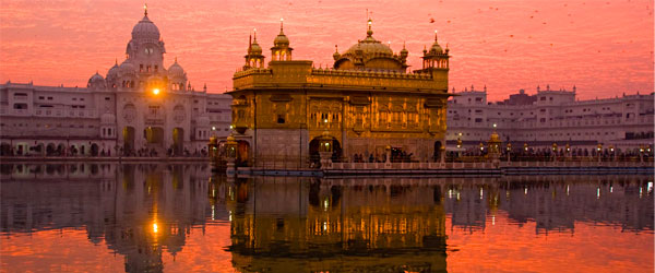 The Golden Temple of Amritsar is one of the most awe-inspiring sights in all of India.