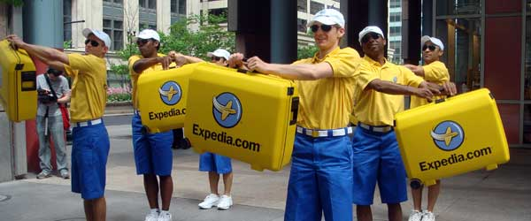 Expedia has just become an even larger player in the online travel industry.