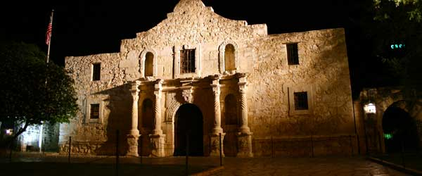 """Remember the Alamo"" was the battle cry used to rally the troops in the Texas Revolution."