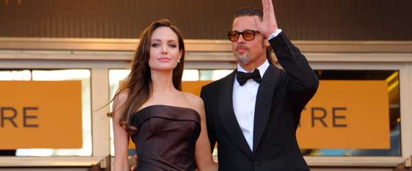Speaking of hot visitors, Brad Pitt is a regular at the Cannes Film Festival.