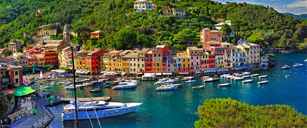 Visiting Camogli, Portofino and the Italian Riviera