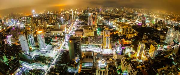 Bangkok is a big, sprawling city with a lot of amazing sights to discover.