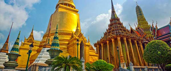 If Bangkok has one truly must-see attraction, it's the Grand Palace.