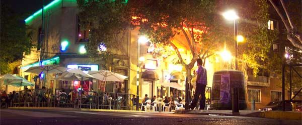The happening nightlife district of Bellavista. Photo by Andrés Aguiluz Rios via Flickr.