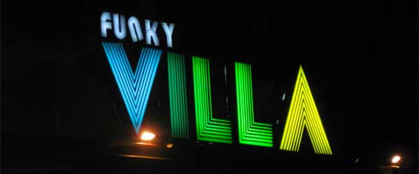 Funky Villa is one seriously cool nightclub in Thong Lo.