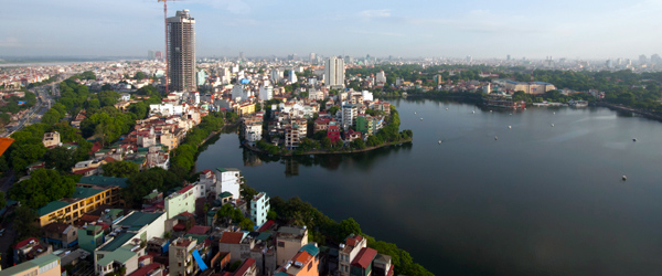 Hanoi is best known for its French-colonial architecture, Old Quarter and many lakes.