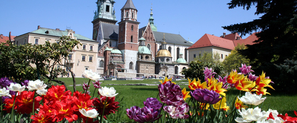 A look at the historical treasures of Krakow.
