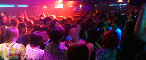 A fun crowd and good music make Taboo a great place to dance. Photo via their official site.
