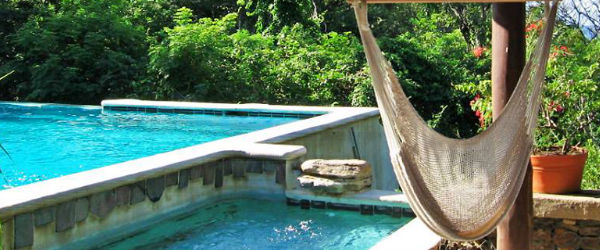Morgan's Rock is one jungle lodge that is sure to please hammock fans!