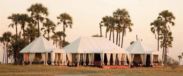 San Camp takes glamping to a whole 'nother level.