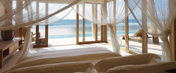 Green and luxury are wonderfully paired at Six Senses.