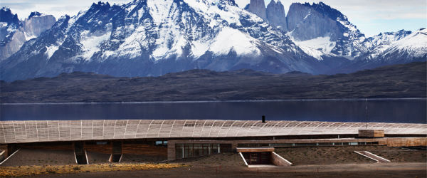 It doesn't get much realer than the landscape at Tierra Patagonia.