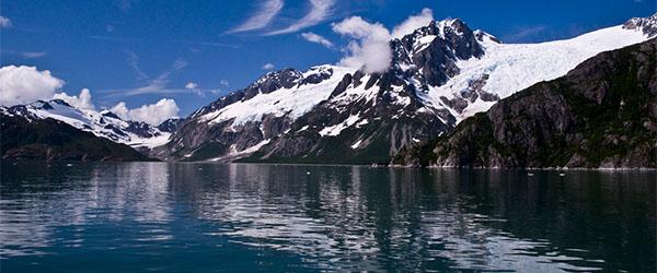 A look at the Kenai Fjords National Park in Alaska. Photo by agomezig/Flickr.